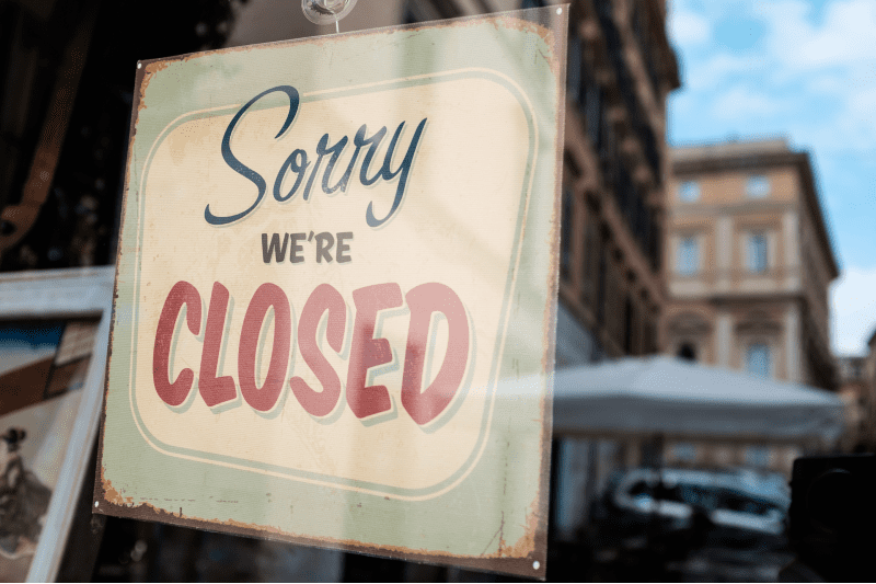 Protect your busienss with business interruption insurance